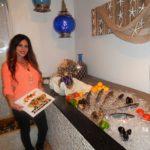 Helen, Owner, Anemos Greek Cuisine. Manalapan, NJ