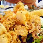 Calamari, Anemos Greek Cuisine Manalapan, NJ
