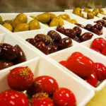 Olives at Anemos Greek Cuisine Manalapan, NJ