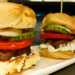 Sliders, Anemos Greek Cuisine Manalapan, NJ