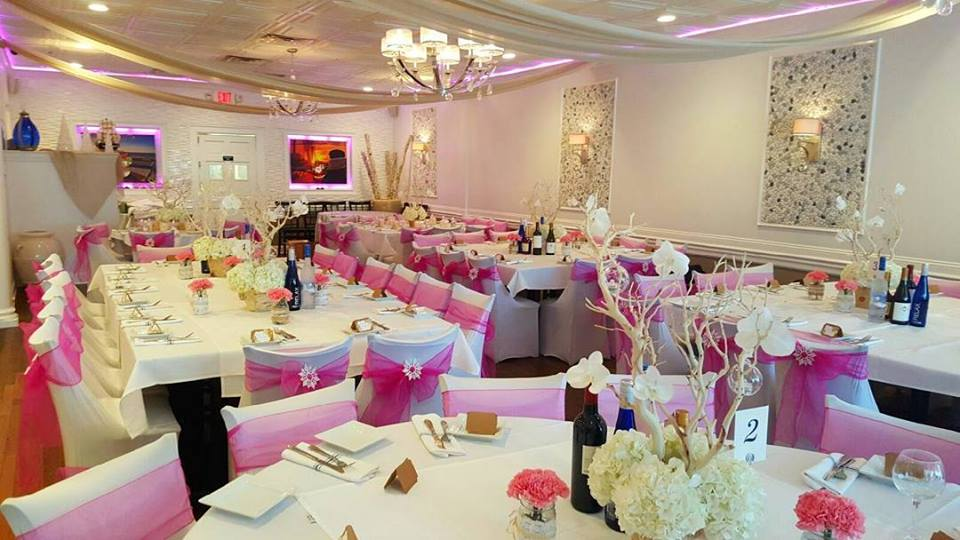 Host your party or event at Anemos Greek Cuisine. Manalapan NJ